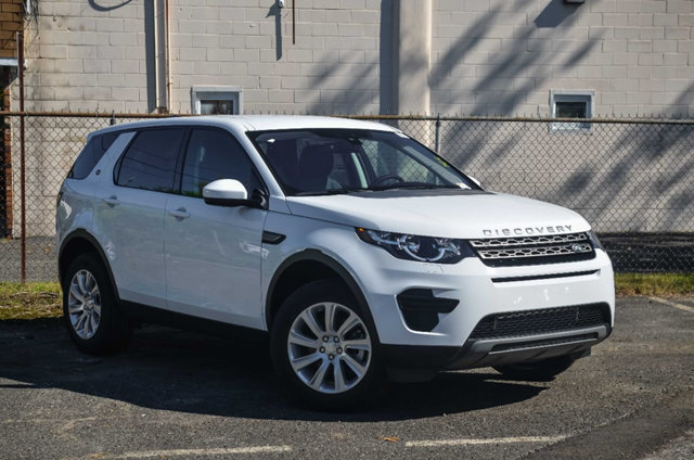 New 2017 Discovery Sport SE AWD
