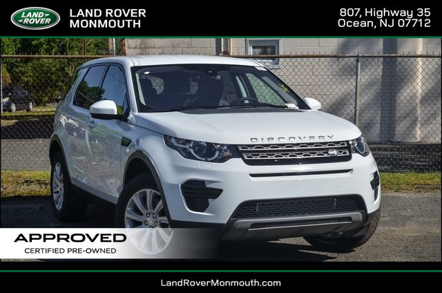 Certified Pre-Owned 2017 Land Rover Discovery Sport SE 4WD SUV